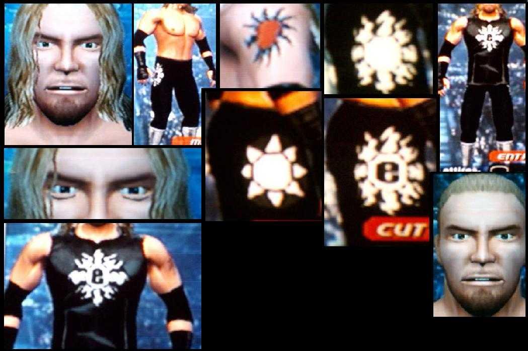 CAWs.ws Goldberg CAW for SmackDown! vs RAW