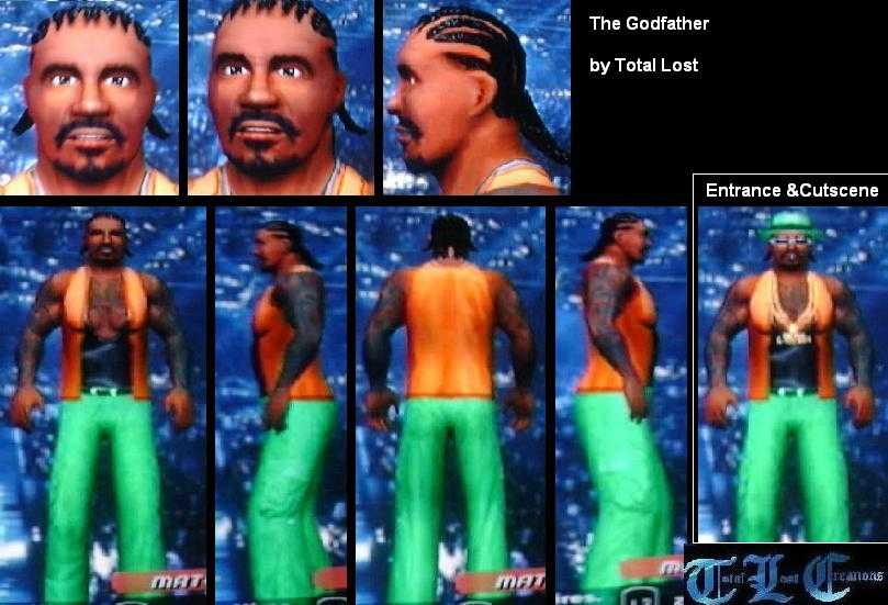 CAWs.ws AJ Styles CAW for SmackDown! vs RAW