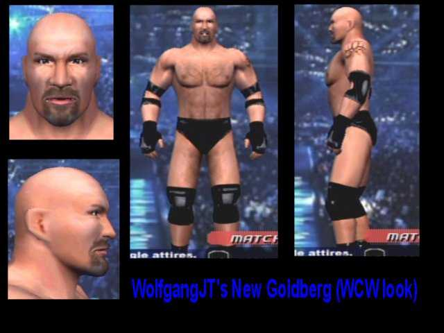 CAWs.ws Van Hammer CAW for SmackDown! vs RAW