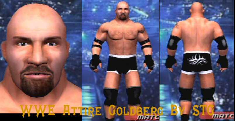 CAWs.ws CW Anderson CAW for SmackDown! vs RAW