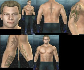 CAWs.ws Boogeyman CAW for SD! vs RAW 2006