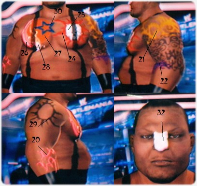 caws ws big daddy v caw for sd vs raw 2008