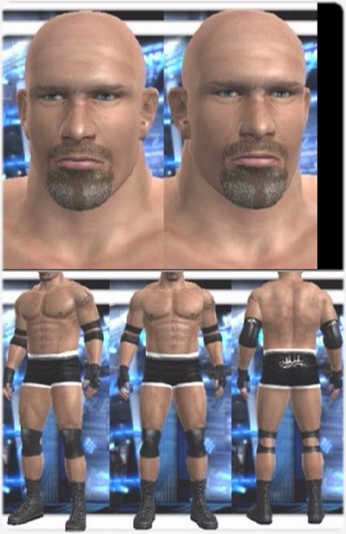 CAWs.ws Mr. Kennedy CAW for SD! vs RAW 2008
